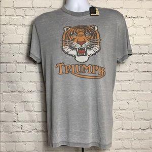 Lucky Brand Triumph Mens Medium Short Sleeve Shirt
